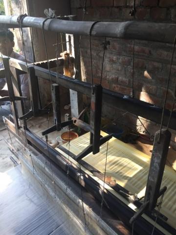 Heritage Silk Loom Murshidabad