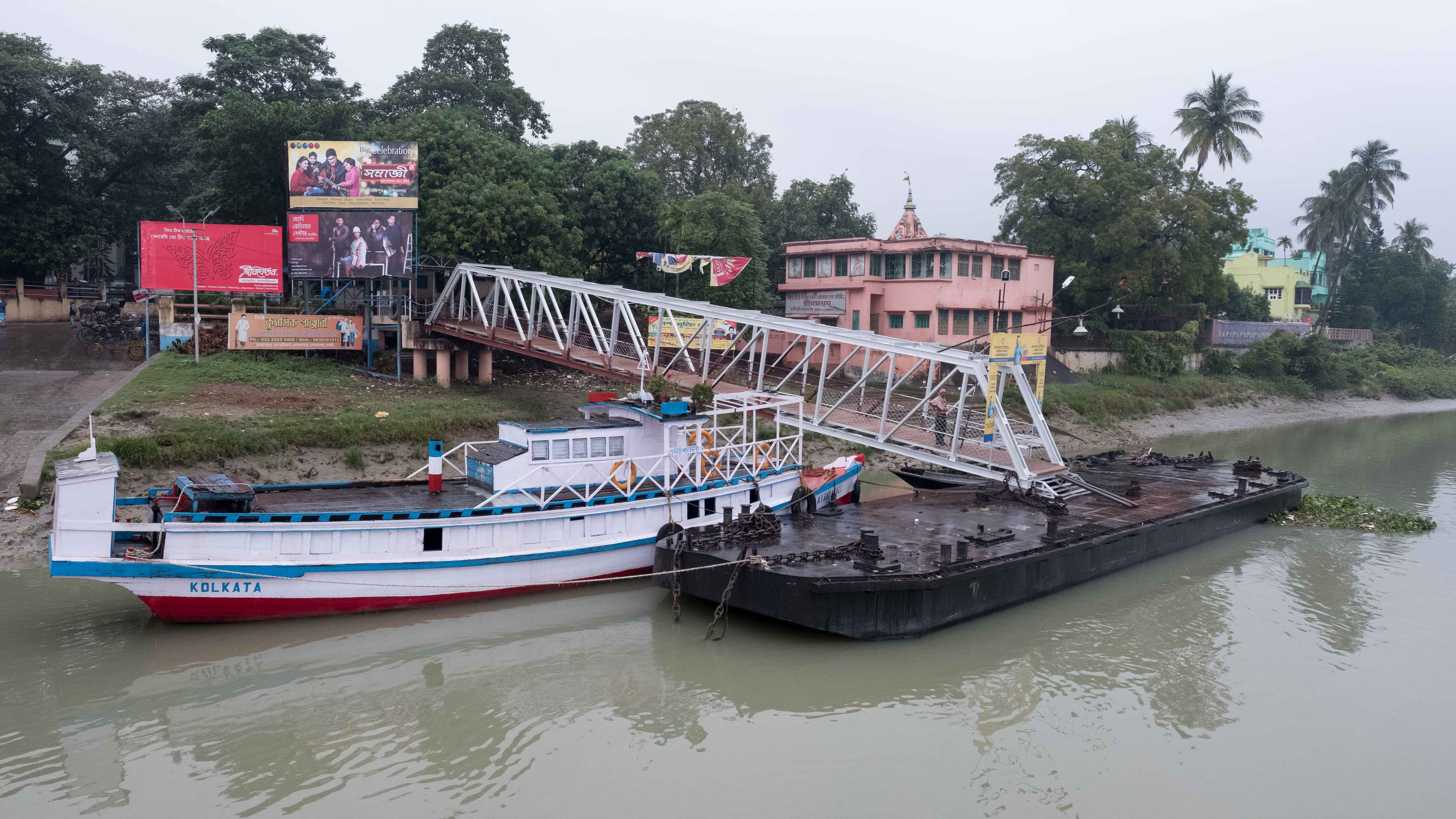 Day 5 Silk River - Chandernagore