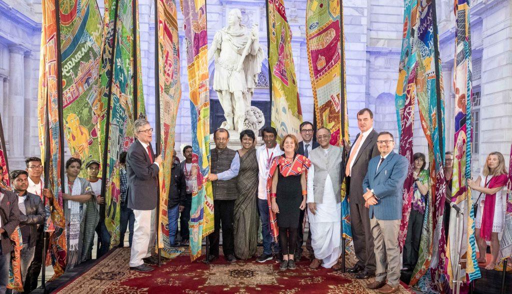 Silk River Closing Ceremony