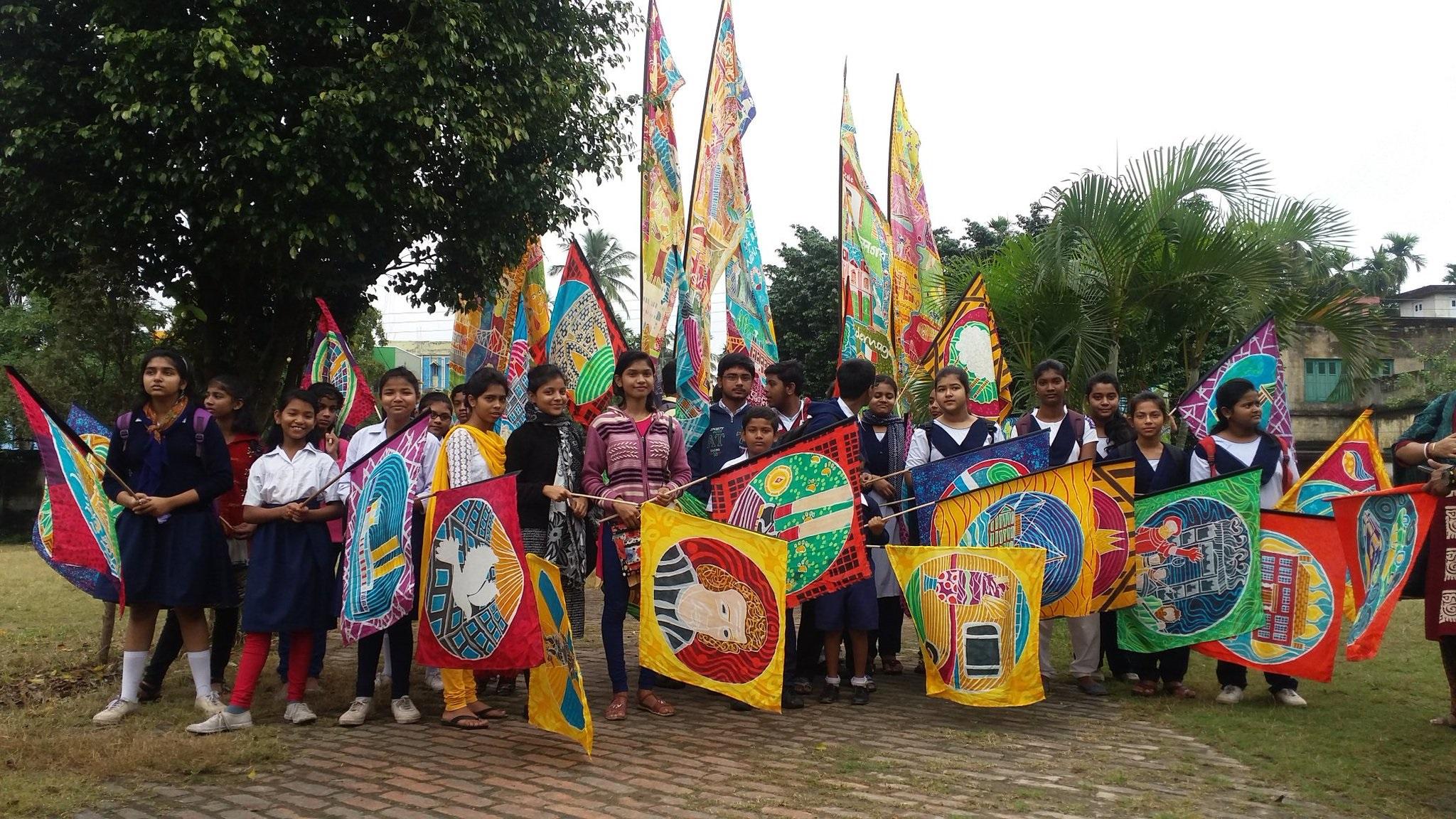 Ganges Gurukul School photo MMenon