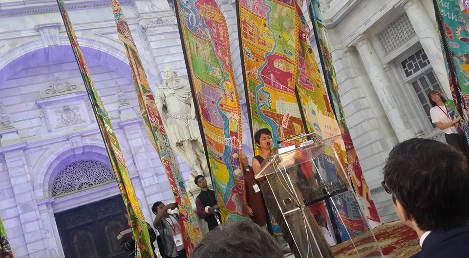 Ruchira Das delivers Vote of Thanks