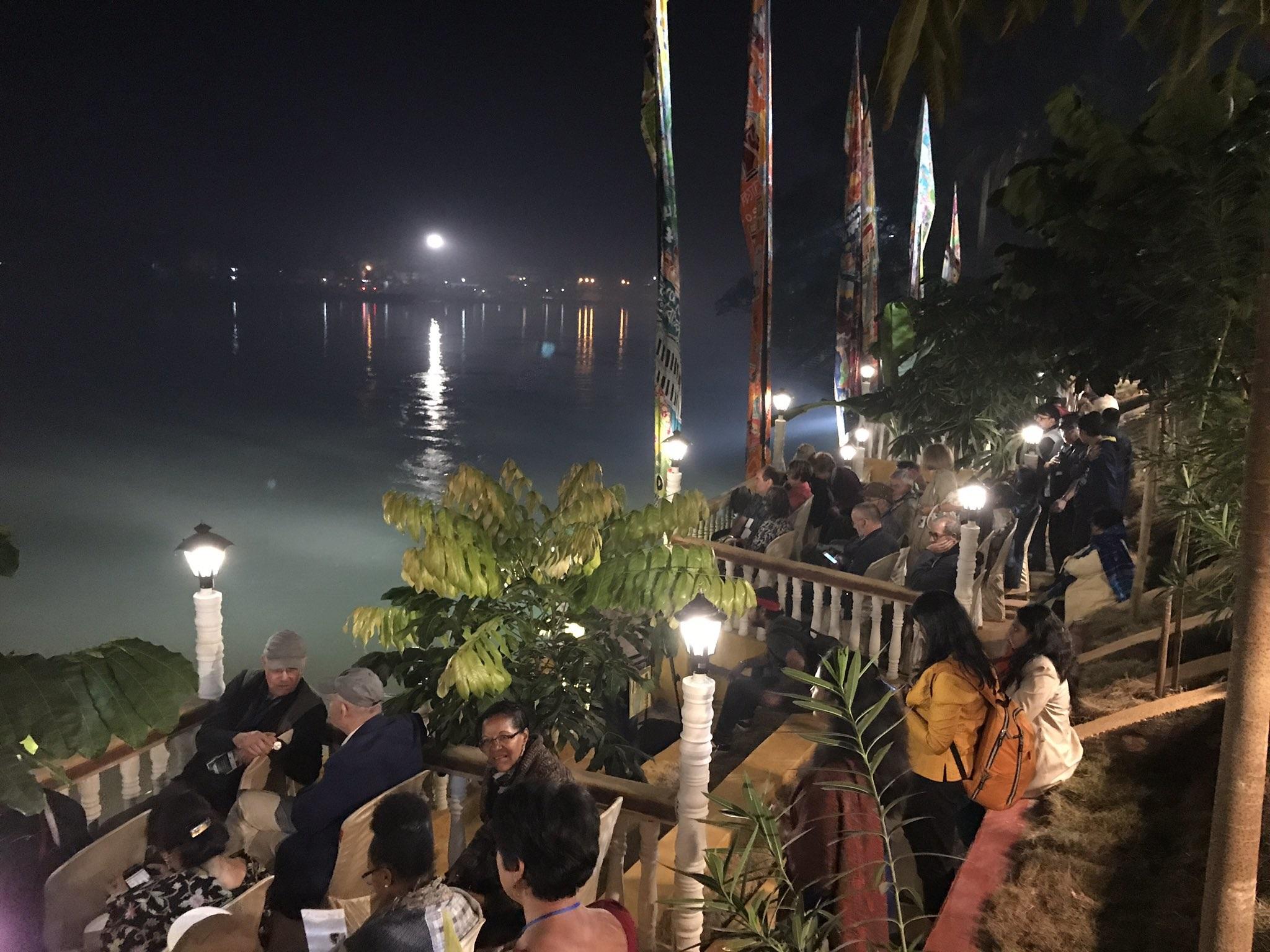 Silk River launch at Bari Kothi