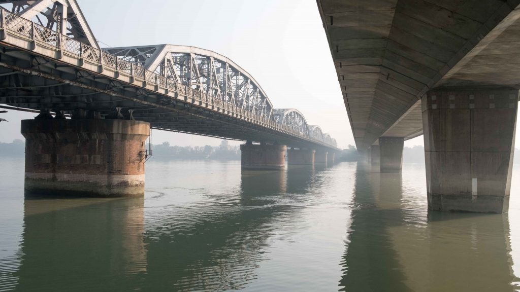 Kolkata bridges