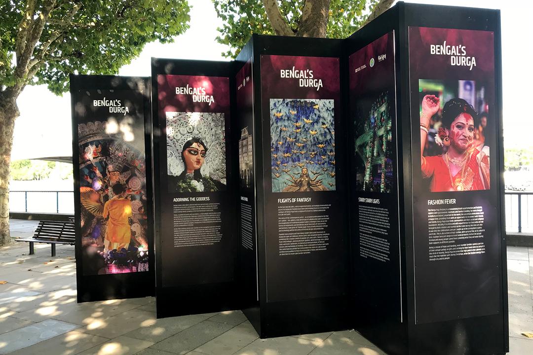 Bengal's Durga Exhibition