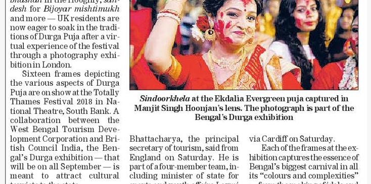 Telegraph India